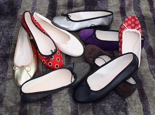 Queen Size Exclusive Ladies Footwear, Classic Pumps, various, Winter Collection.
