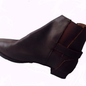 Queen Size Exclusive Ladies Footwear, Buckle Ankle boot, Winter Collection.