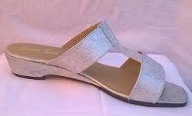 Queen Size Exclusive Ladies Footwear, Wedge Sandal, new range.