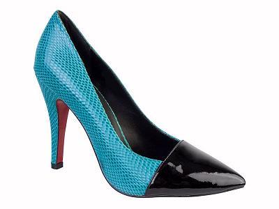 Queen Size Exclusive Ladies Footwear, Opal High Heel shoe.