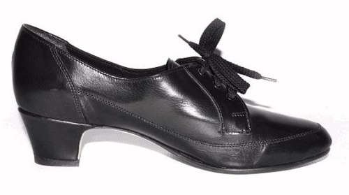 Queen Size Exclusive Ladies Footwear, Versatile Lace-up Booties, Winter Collection.