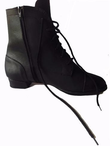 Queen Size Exclusive Ladies Footwear, Lace-up Ankle boot, Winter Collection.